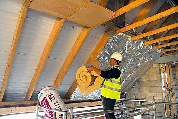 недорогой дом укладка минваты для крыше оформления командировки году