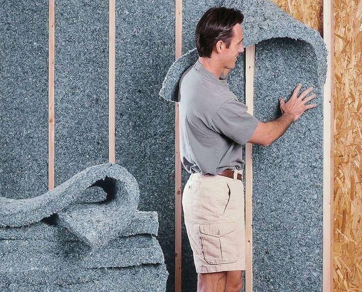 Как правильно утеплять стены самому